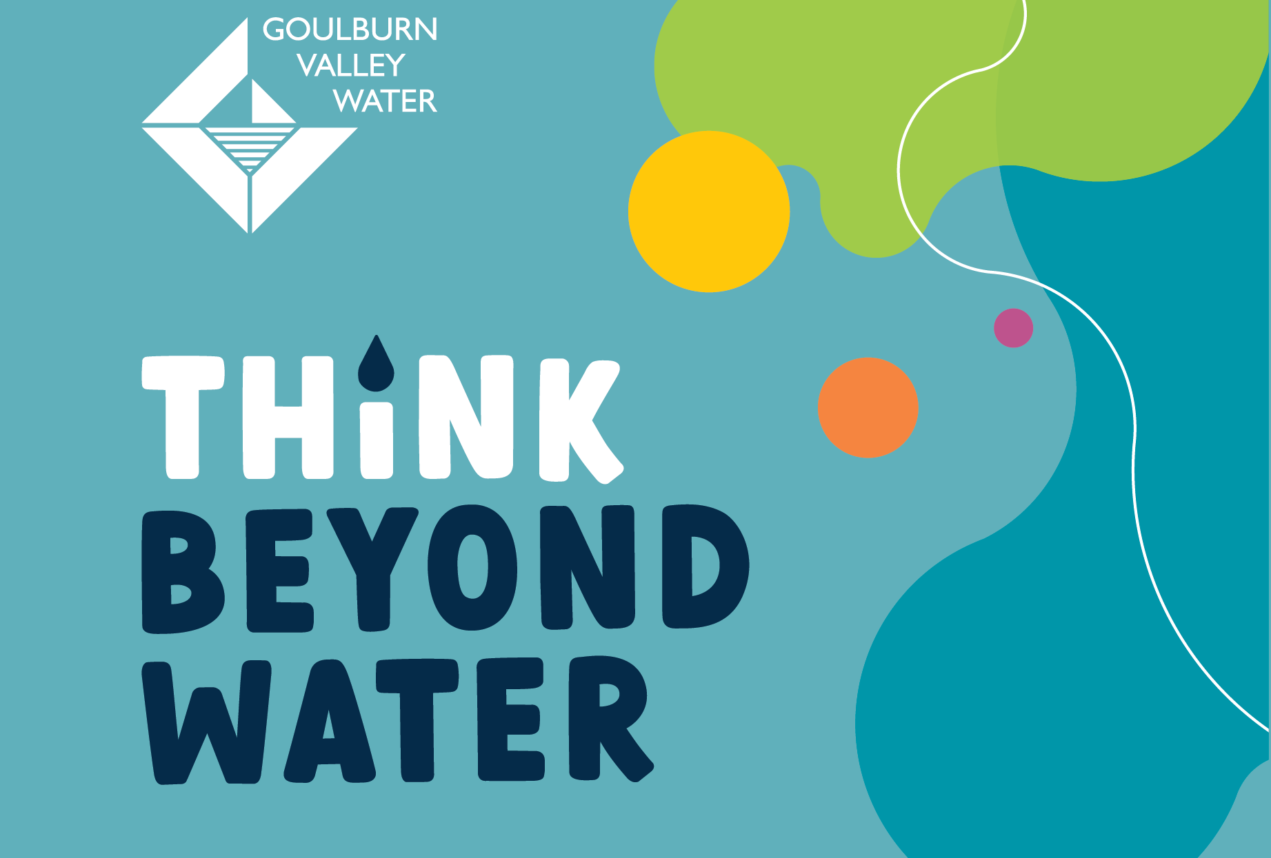 Think beyond water!